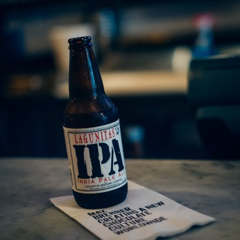 Lagunitas is best-known for its IPA, which is the biggest-selling brand of India Pale Ale in the US (Photo: flickr)
