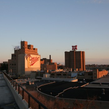 The Milwaukee Miller brewery, one of several breweries where production will be sent after Eden's closure (Photo: Wiki)