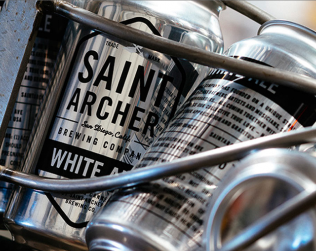 San Diego-based Saint Archer is expected to sell 35,000 barrels of beer this year, just three years after it was first set up (Photo: Saint Archer)