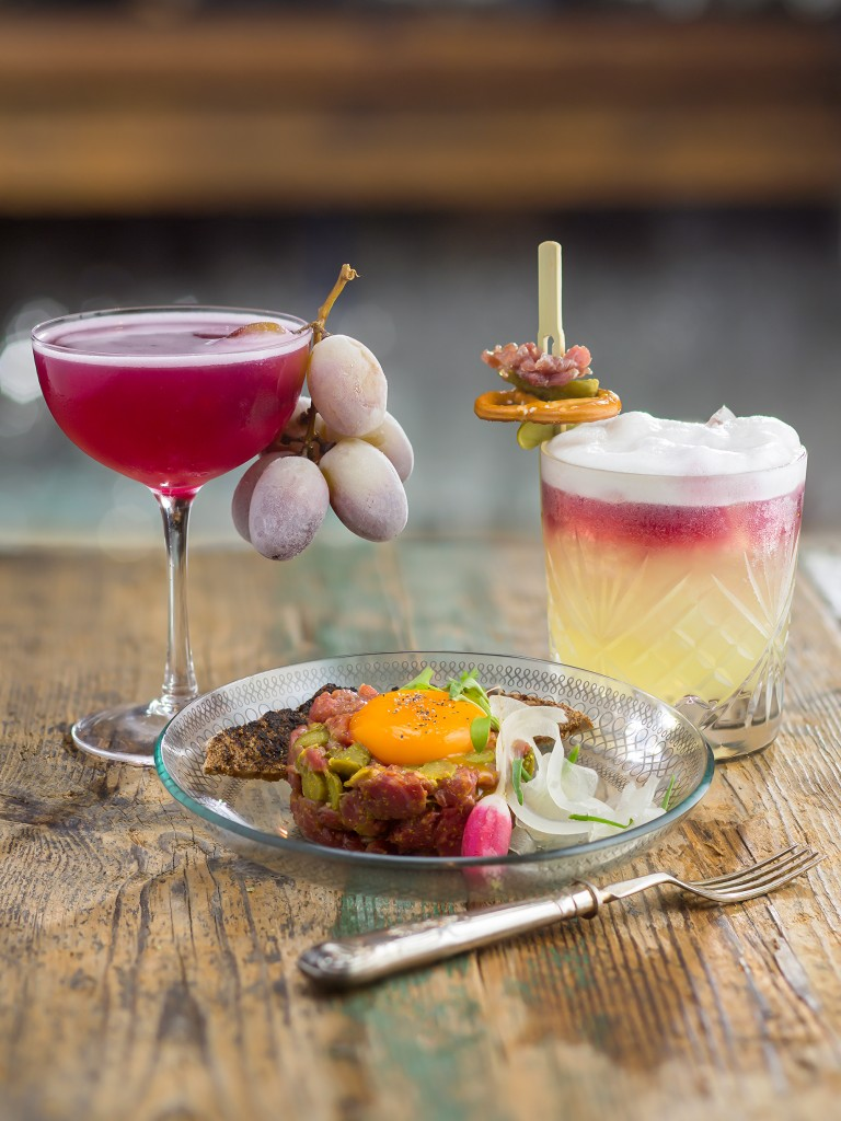 Culinary cocktails are on the rise. © Giles Christopher – Media Wisdom Photography Ltd