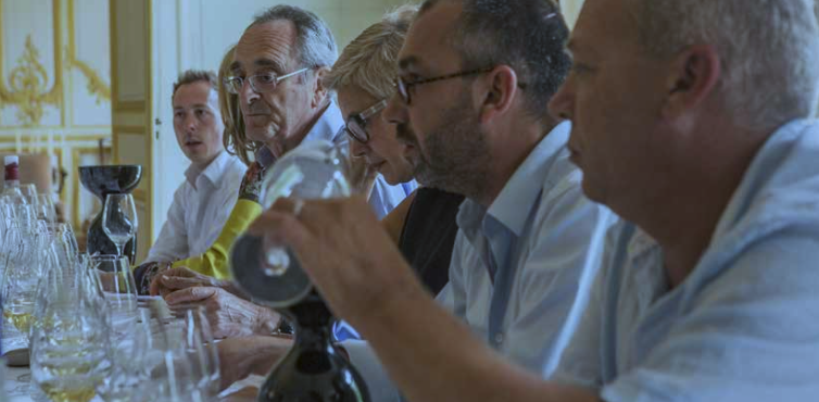 The Wine Explorers Tasting featured top judges (Photo: Wine Explorers)