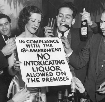 the prohibition in the united states during world war one What happened in 1920 important news and events, key technology & popular culture the united states enters world war i after killed during world war i who.