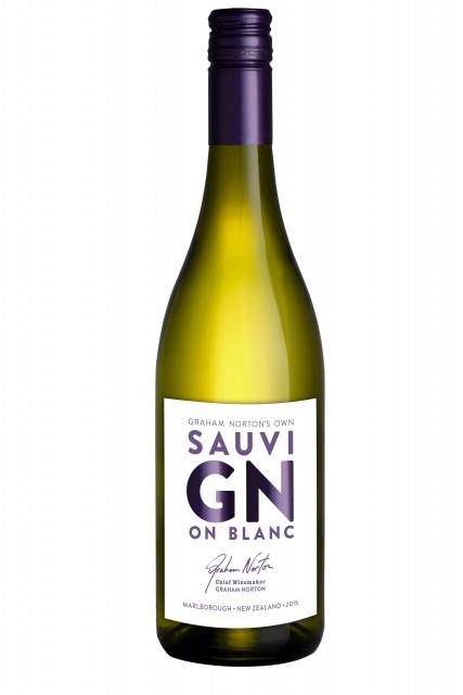 Graham Norton's Own Sauvignon Blanc bottle shot