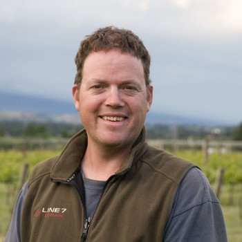 Mt Difficulty and Ceres Wines viticulturalist James Dicey (Photo: Grape Vision)