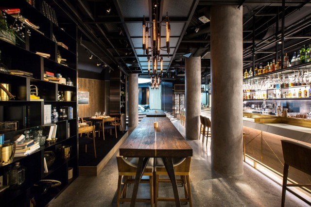 Mercedes Launches New HK Dining Venue