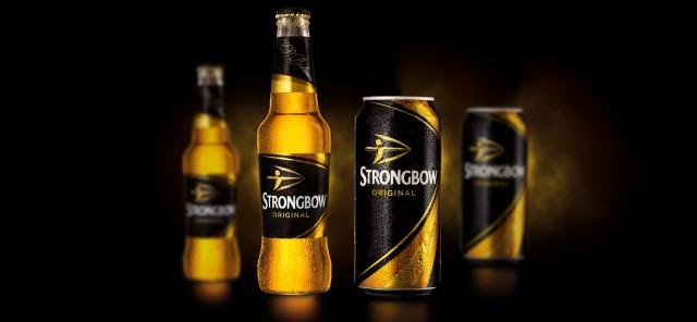 Strongbow's sponsorship of the Team GB at the Rio Olympics will include a multi million-pound (Photo: Strongbow)