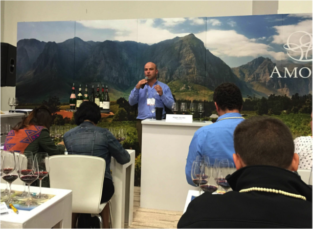 Speakers' Corner: six decades of Pinotage with Higgo Jacobs, sommelier at Large