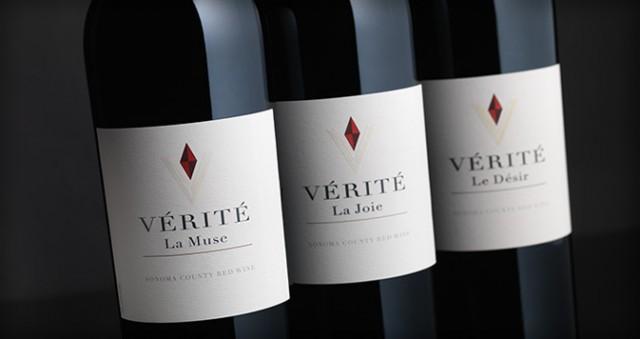 Verite wines-trio