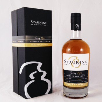 Stauning Young Rye (Photo: Stauning)