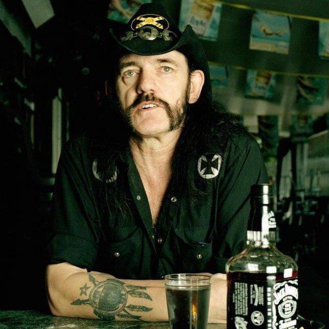 Jack Daniels Lemmy