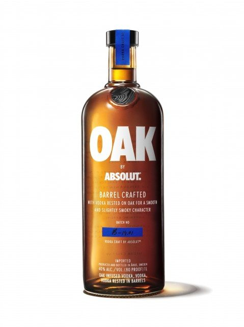 Oak by Absolut packshot