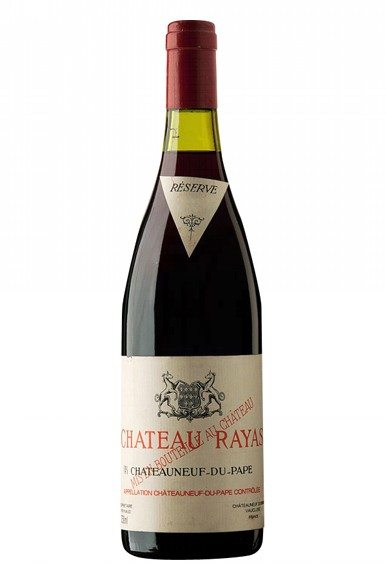 The apogee of Grenache: Château Rayas