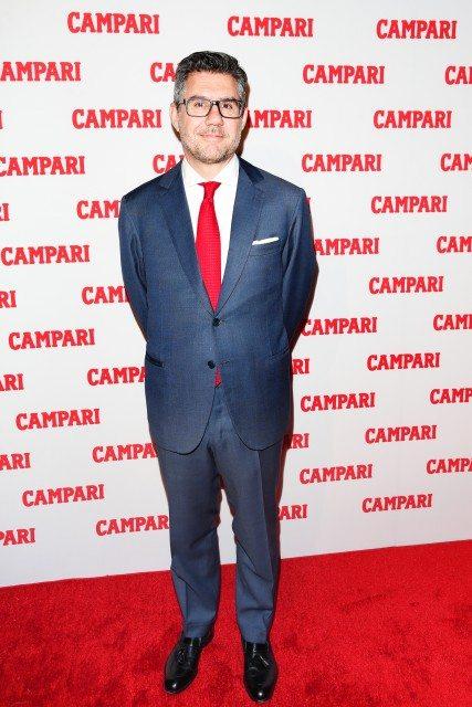 Campari CEO Bob Kunze-Concewitz (Photo: Gruppo Campari)