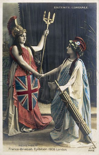 Marianne, Britannia