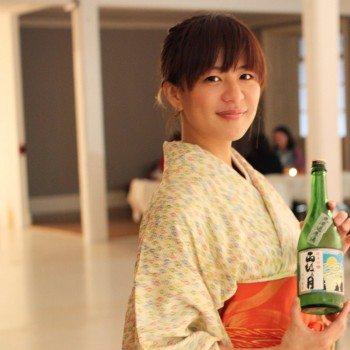 Natsuki Kikuya of the Museum of Sake in Japan will lead masterclasses on sake at the London Wine Fair in May