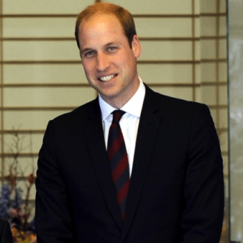"Prince William reportedly said he drank wine ""all the time"" when he was 13 (Photo: Wiki)"
