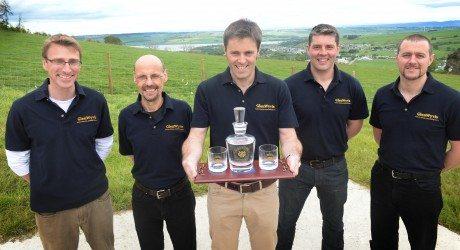 Directors of the GlenWyvis Distillery