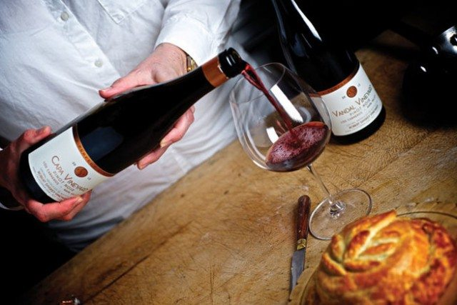 Sinskey's wines are made with food matching in mind