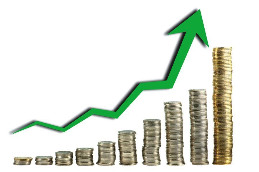 upward investment return