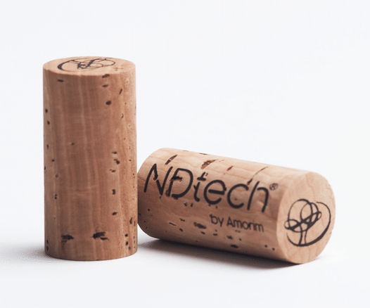 NDTech cork stoppers