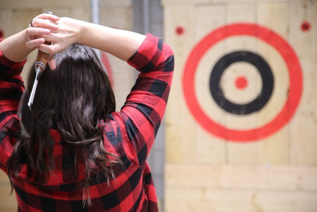 Axe Throwing Club Wants Alcohol Licence