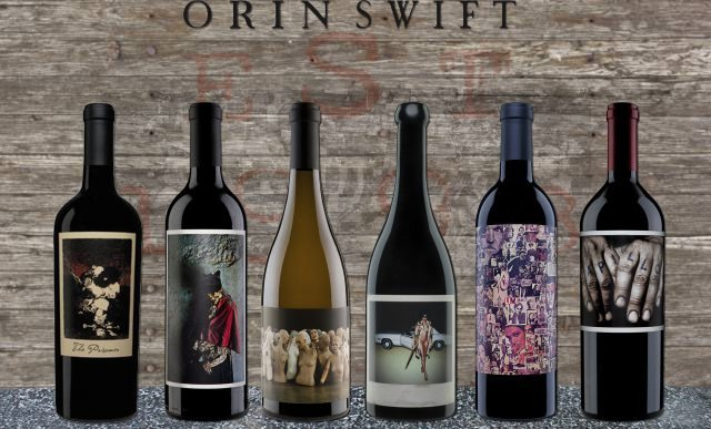 E Amp J Gallo Snaps Up Napa S Orin Swift