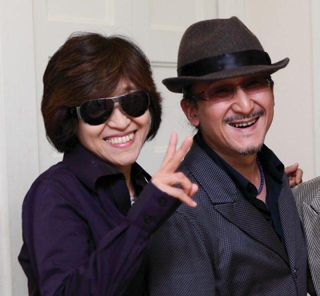 Yuko and Shin Kibayashi