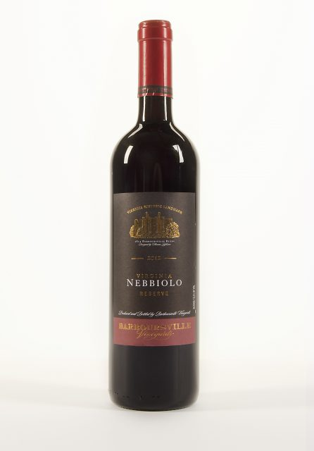 Nebbiolo Reserve 2012