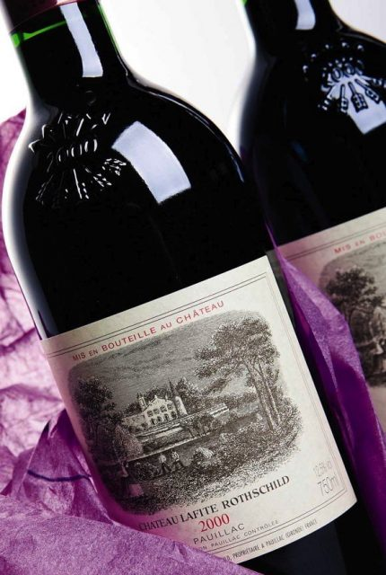 fine wine, Lafite