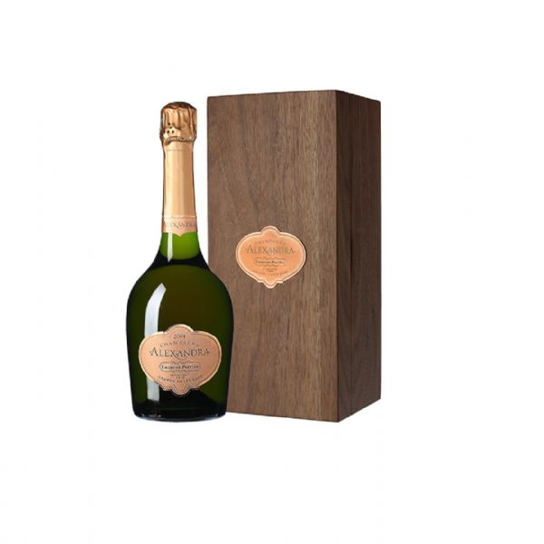 champagne-laurent-perrier-alexandra-rose-2004