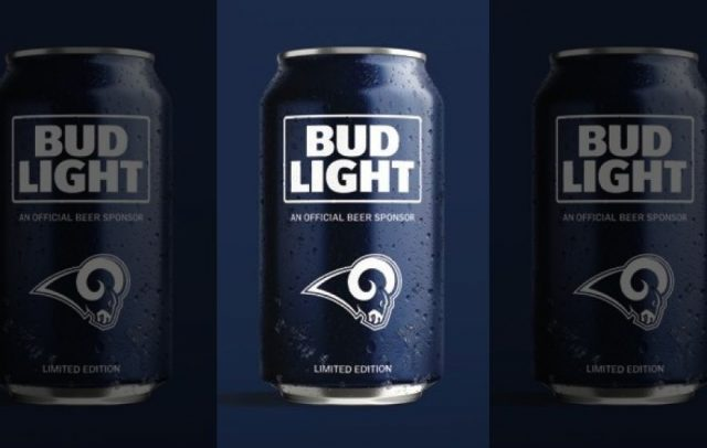 bud light rams