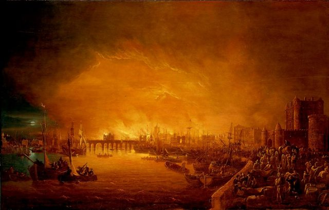 the great fire of london essay