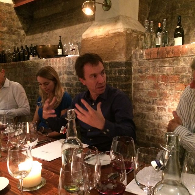 Errazuriz head winemaker Francisco Baettig presented the 2014 Don Maxiamano flagship label in London on Tuesday this week at a dinner to celebrate the 30th anniversary of the Cabernet-dominant wine.
