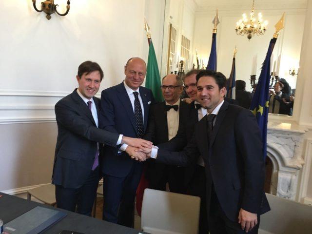 Consorzio Chianti Classico and Champagne Comite sign partnership