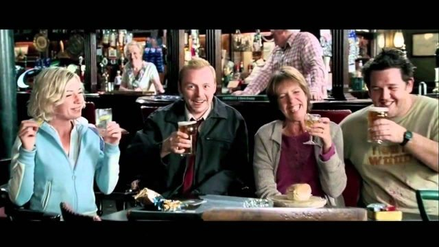 iconic bars in film the winchester shaun of the dead