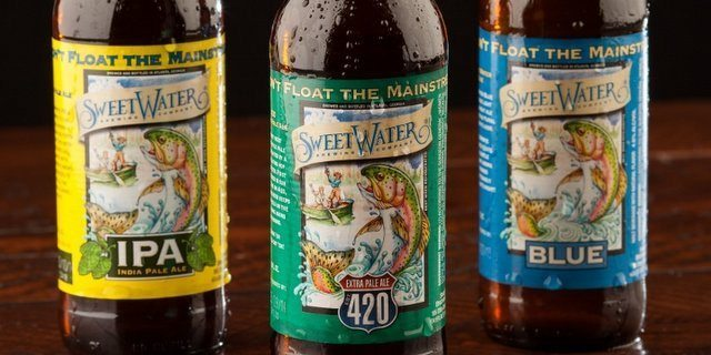 The 15 most popular 'craft' beer brands in the US