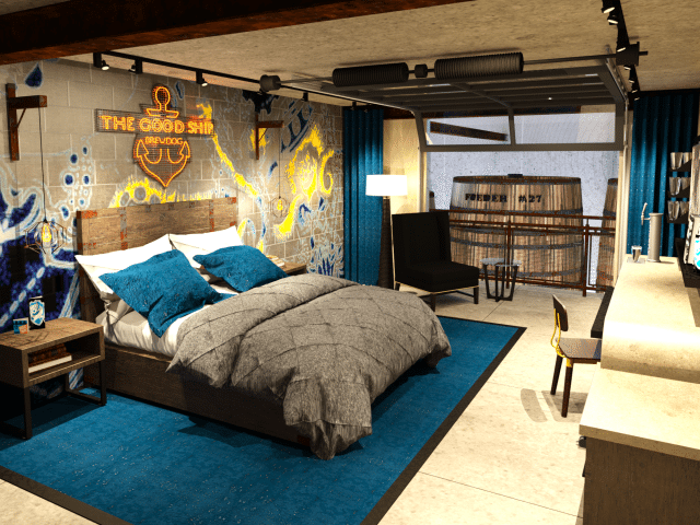 BrewDog's The DogHouse Craft Beer Hotel