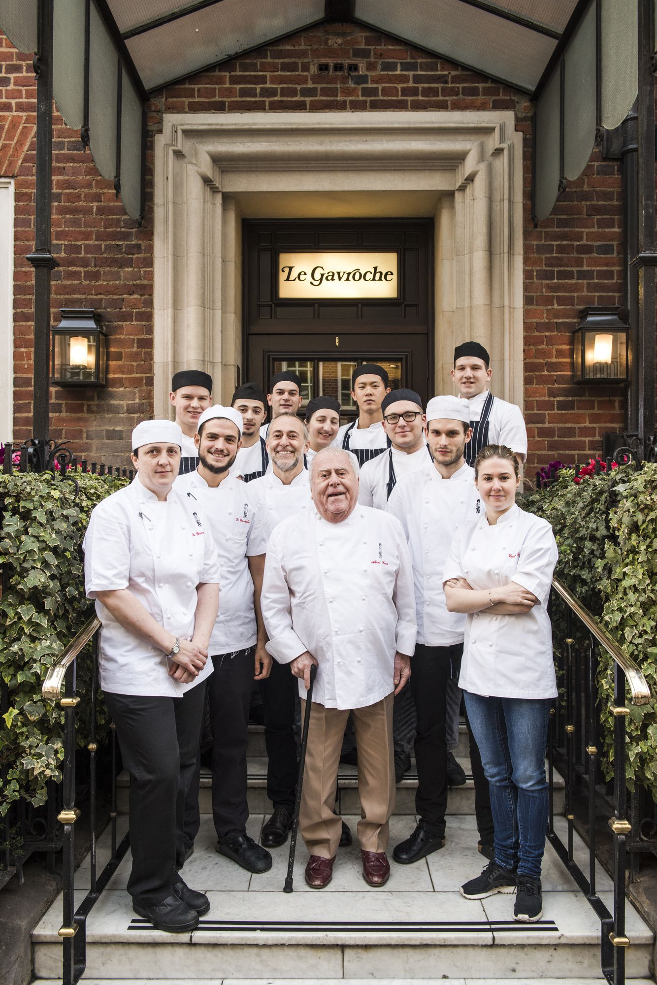 Le Gavroche celebrates 50th birthday - The Drinks Business