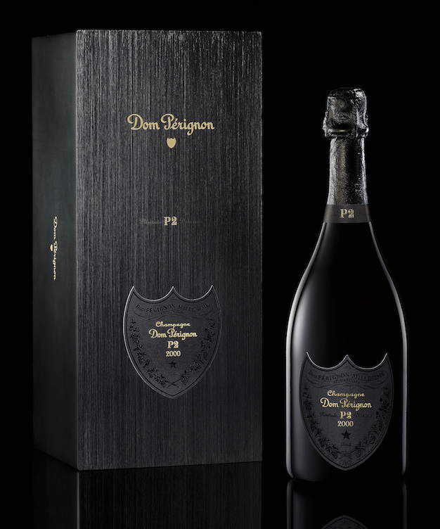 Dom Perignon Launches P2 From 2000 Vintage