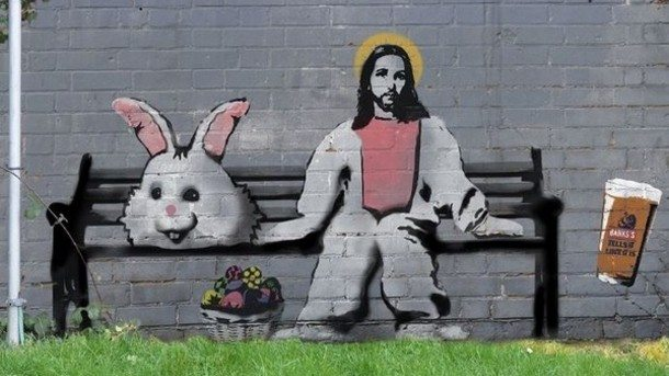 Jesus In A Bunny Suit Beer Ad Cleared By Asa