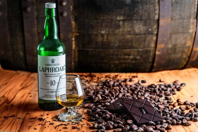 Vintage Chocolate Aged In Whisky And Cognac Barrels On Sale For