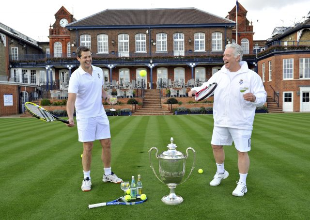 Fever Tree To Sponsor The Queen S Club Tennis Tournament