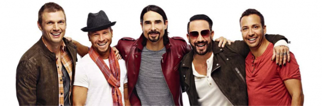 The Backstreet Boys Are Back With A Tequila