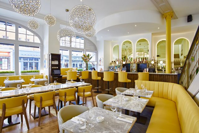 The most beautiful restaurants in london