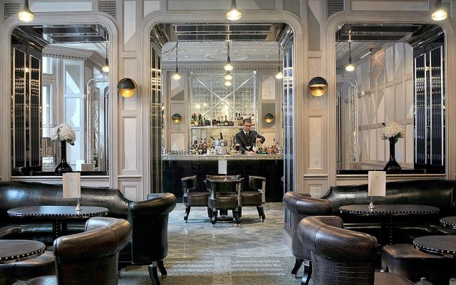 The most beautiful bars in london