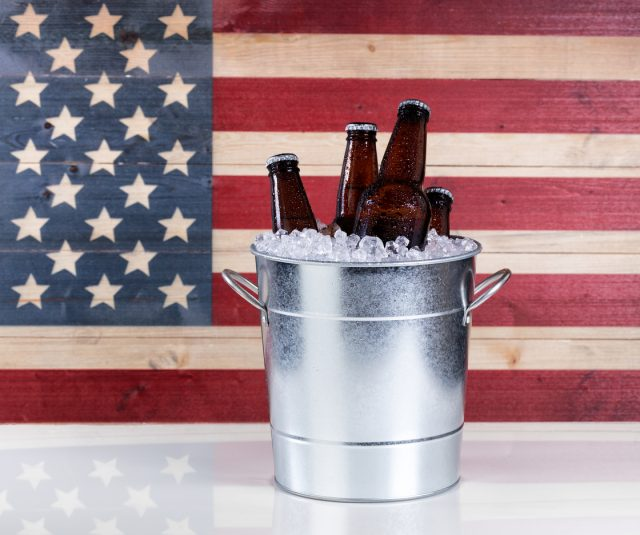 US alcohol sales increased by 5 1% in 2018