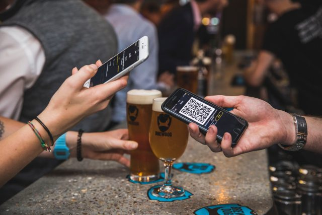 Brewdog has opened a bar in Canary Wharf that accepts bitcoin