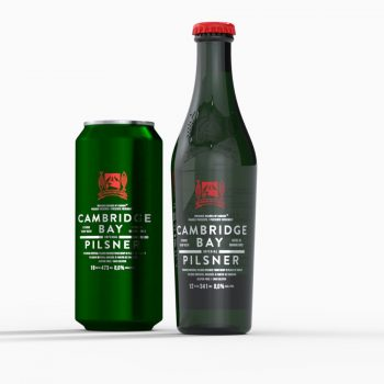 This Canadian drinks giant is launching a beer brewed with cannabis in 2019