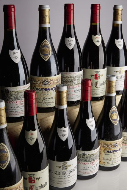 swiss fine wine collection comes to london