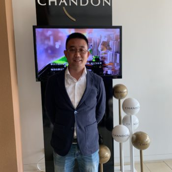 Chandon reports success with 'China-adapted' sparkling wine